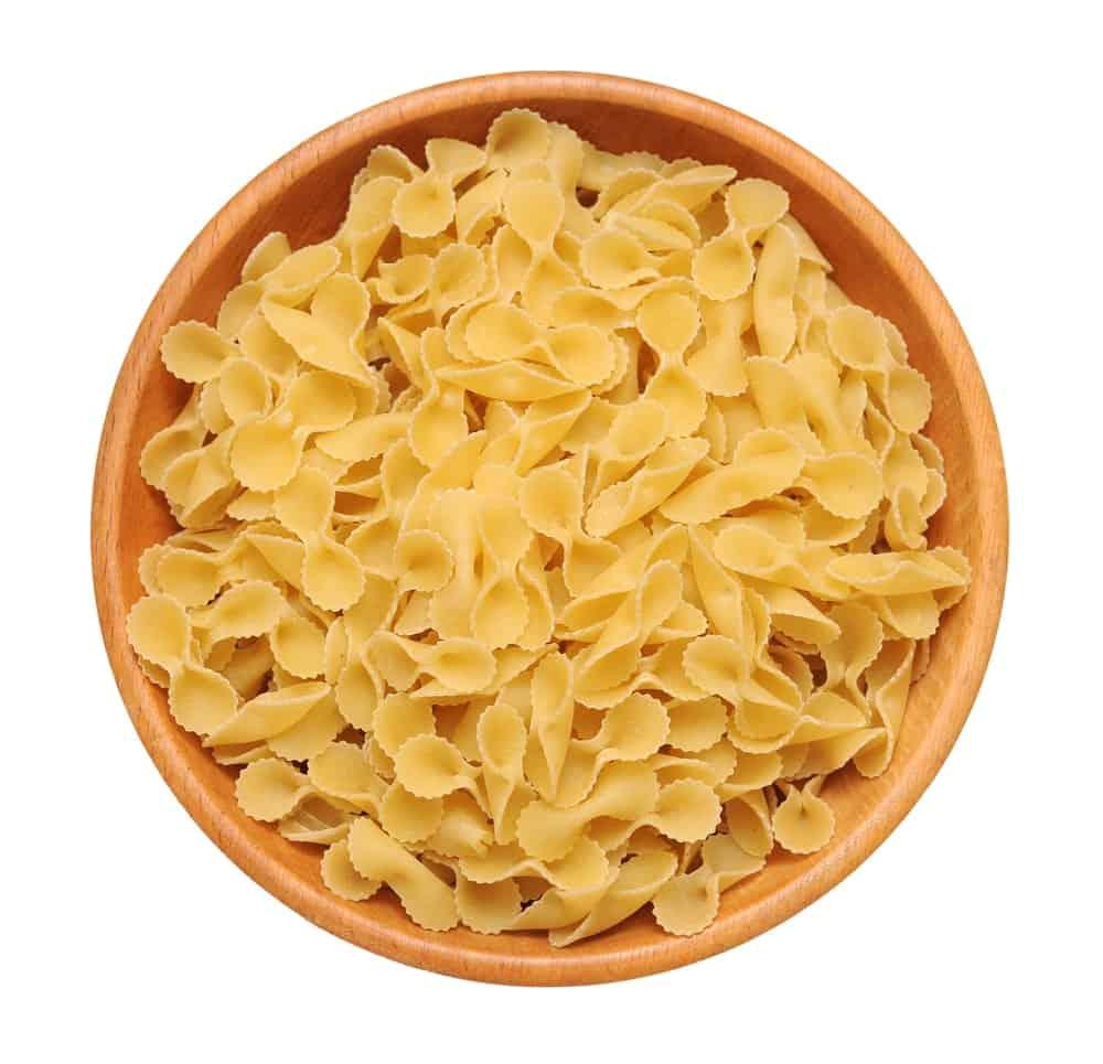Farfalle rotonde pasta