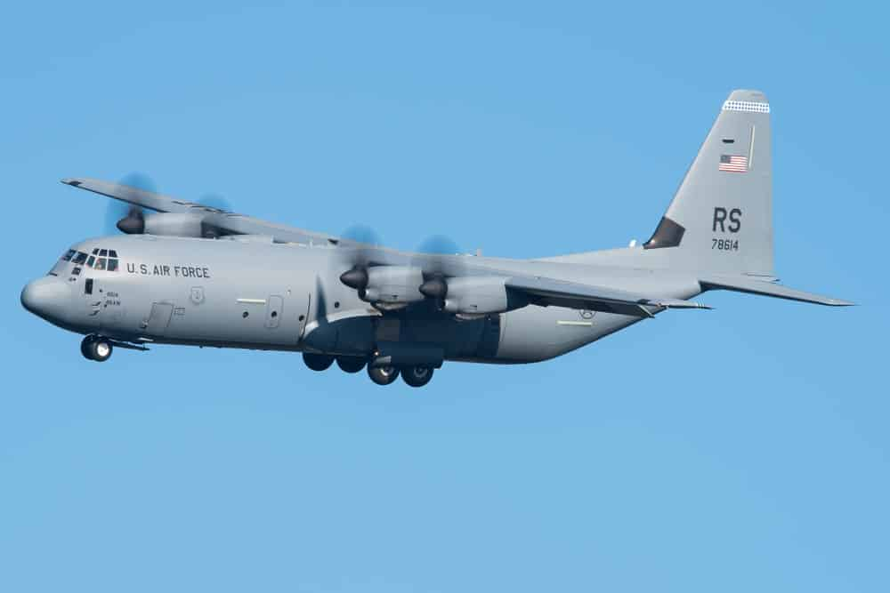 Military Transport Aircraft