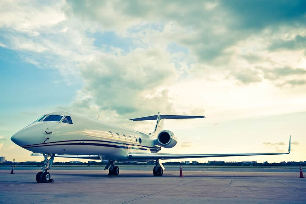 Big jet plane