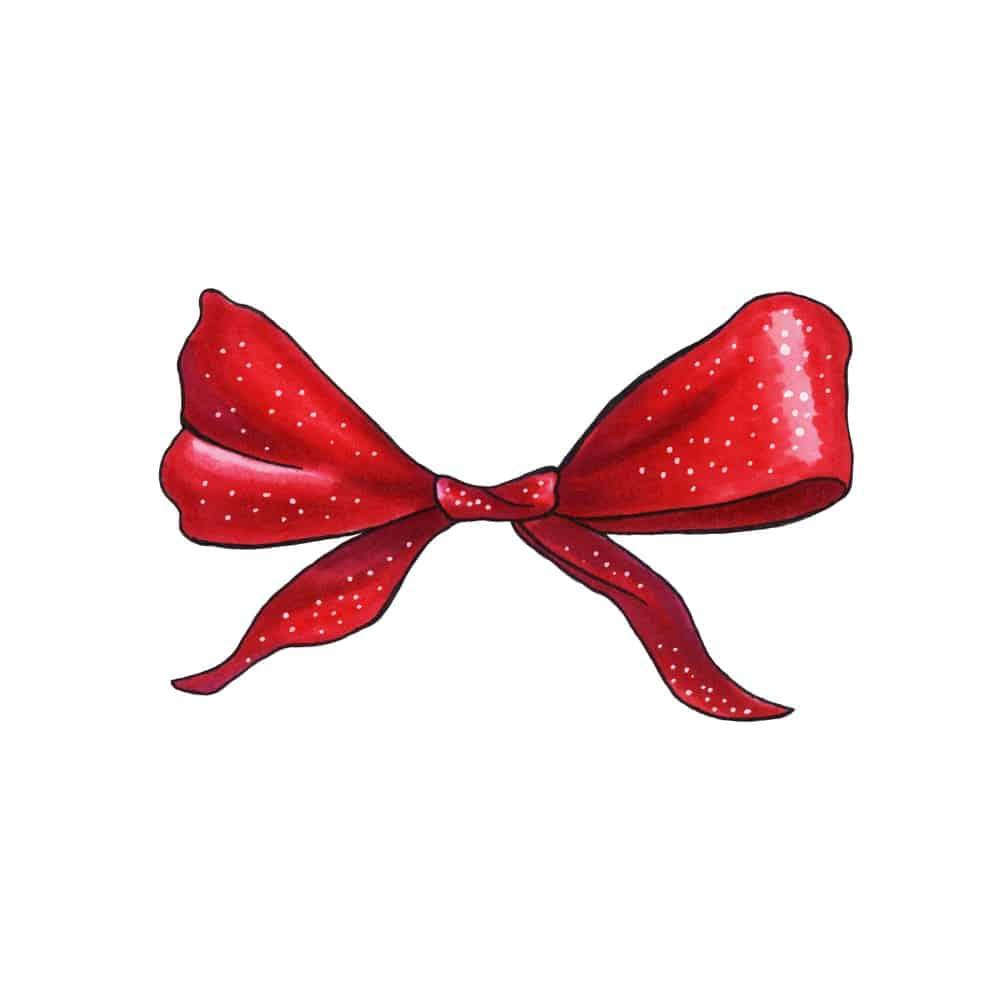 String bowtie
