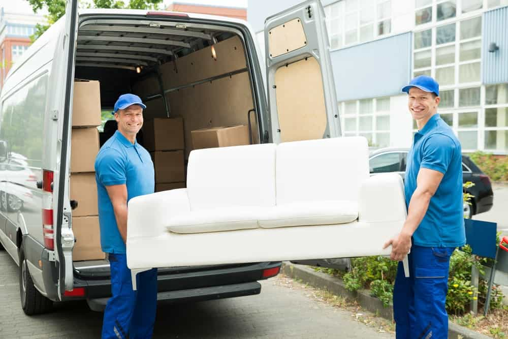 Furniture Delivery trucks