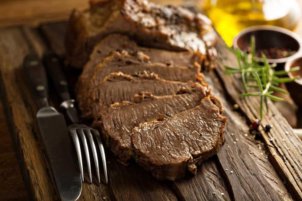 Braised Brisket Beef