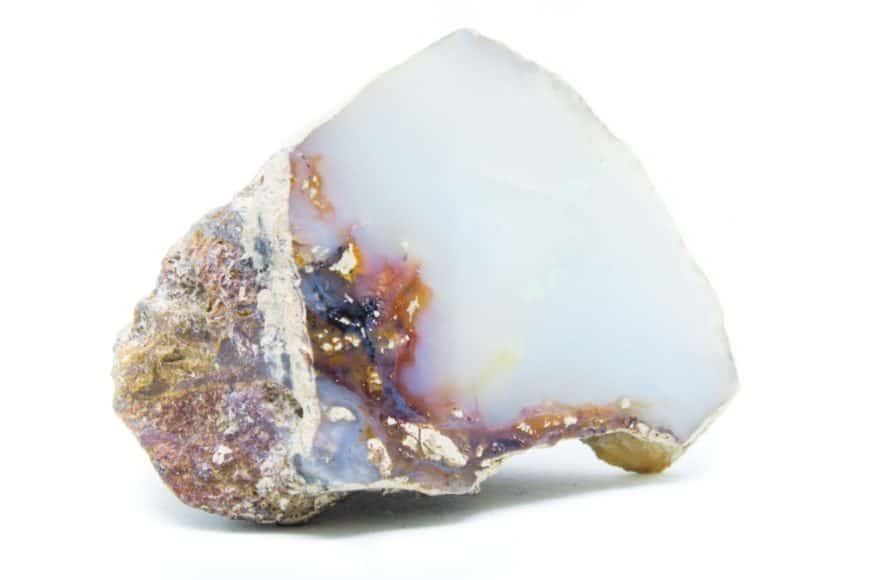 A Natural Opal Stone