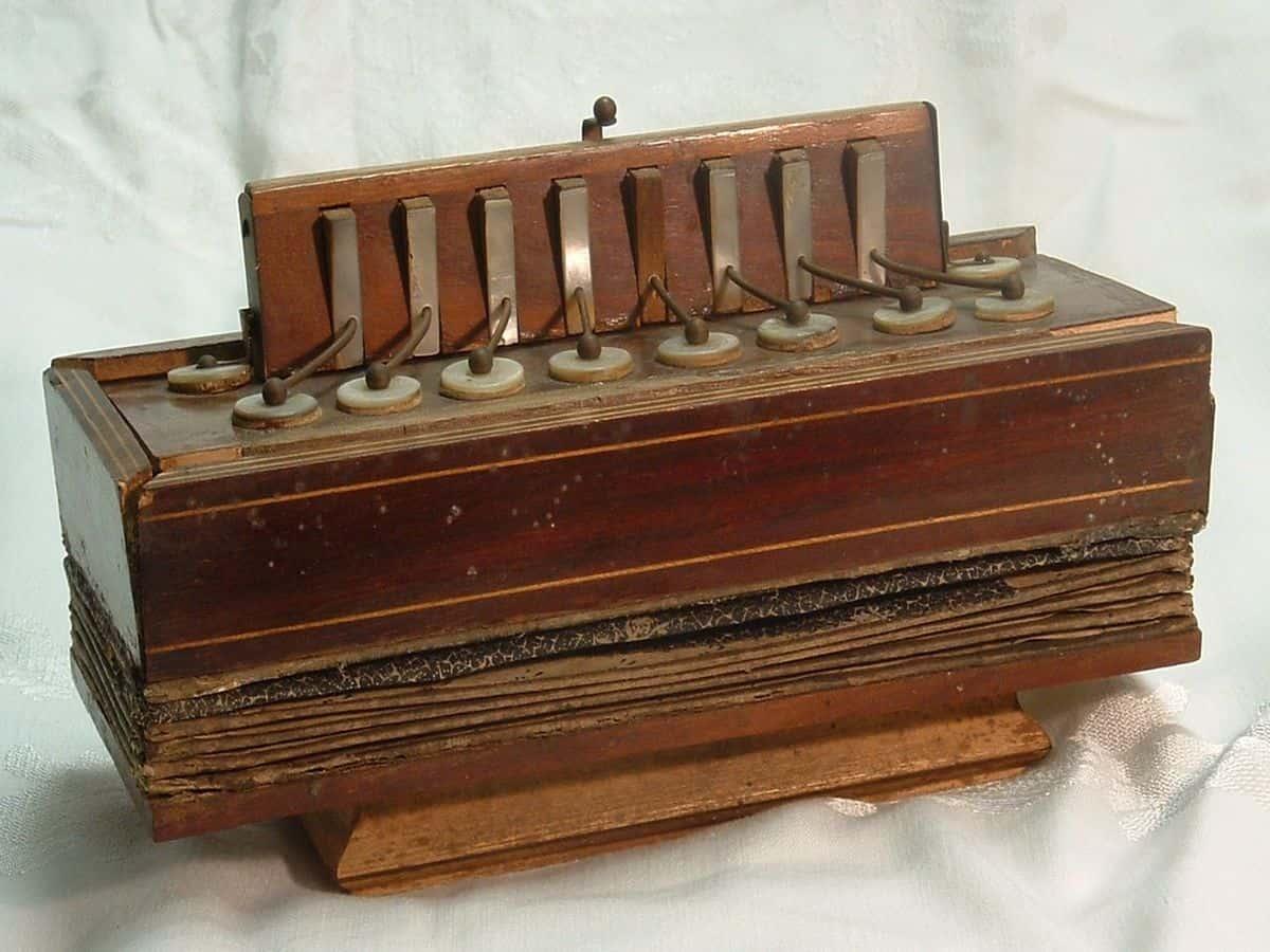 Bisonic accordion