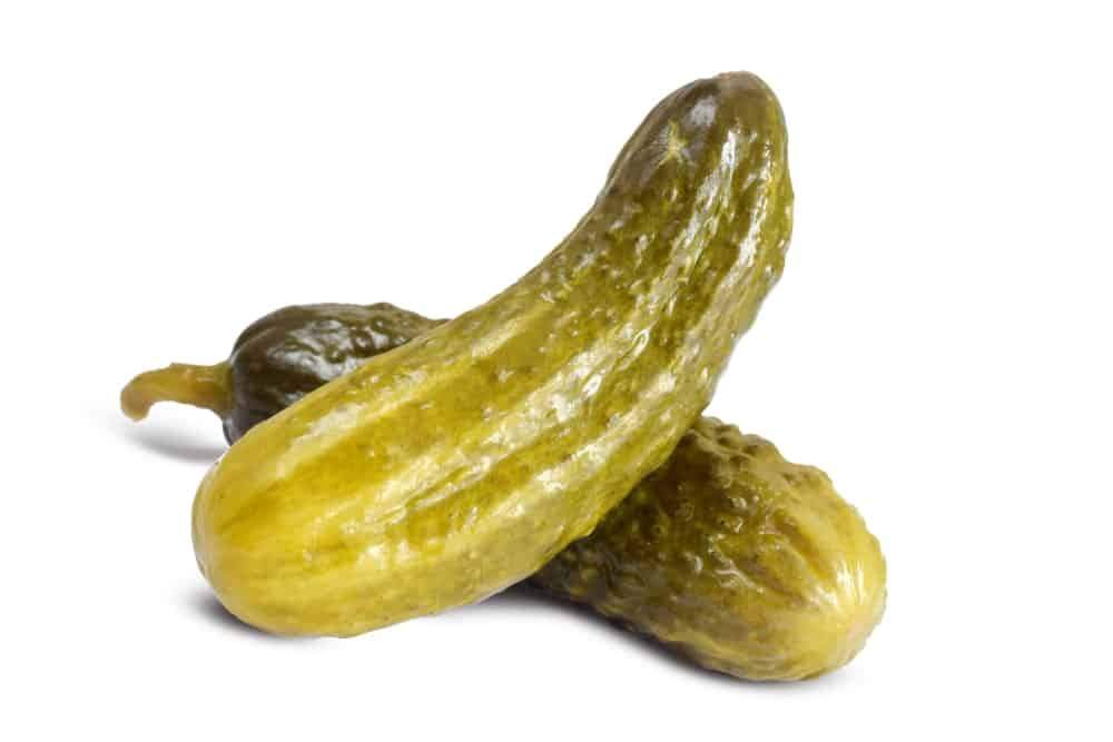 Cornichon pickles