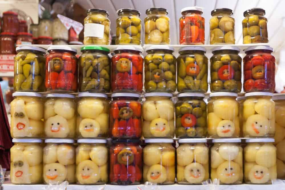Hungarian Pickles