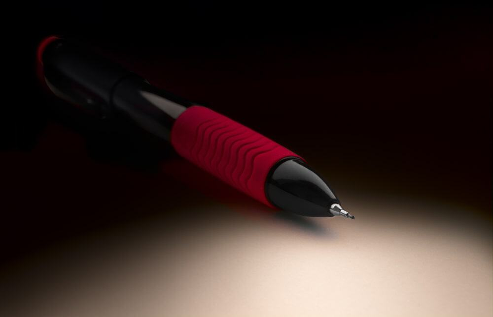 Soft-Grip Pen