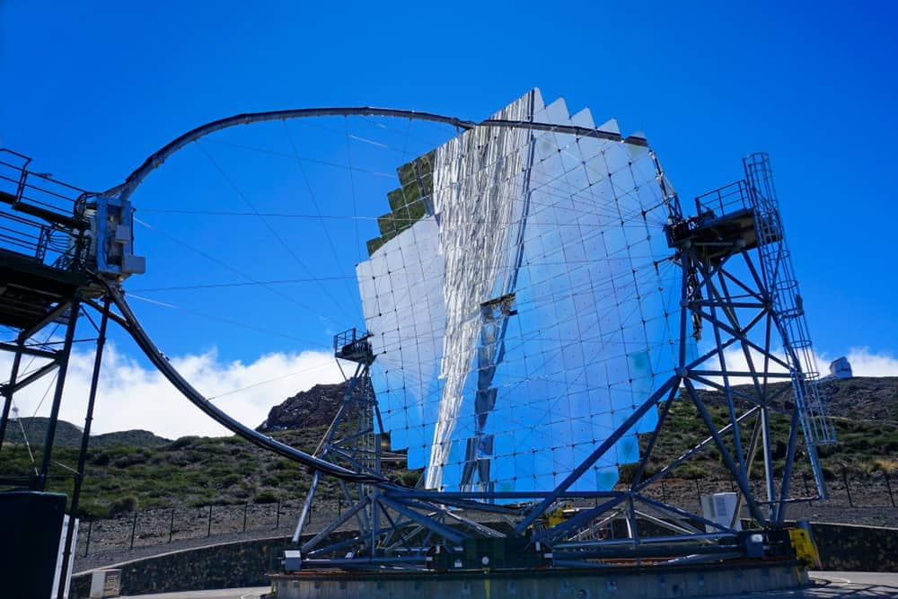 Gamma-ray astronomical telescope