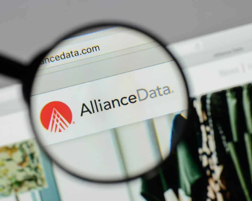 AllianceData website homepage