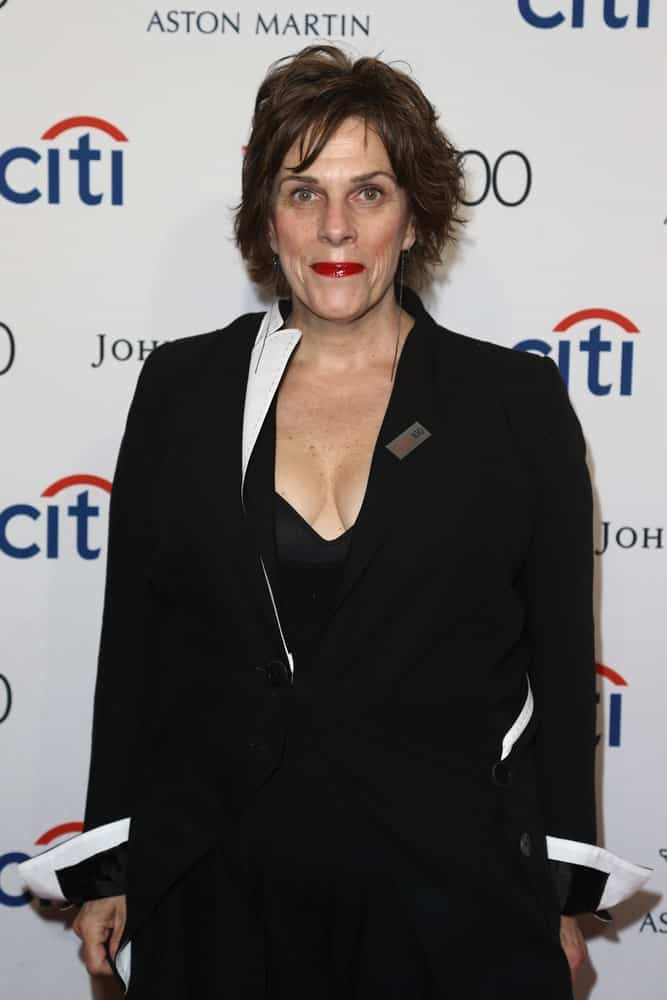 Restaurateur Barbara Lynch attends the Time 100 Gala at Frederick P. Rose Hall on April 25, 2017 in New York City.