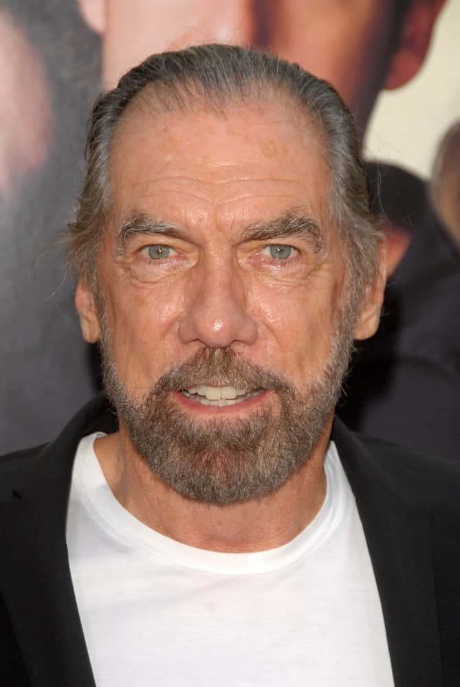 John Paul DeJoria at the World Premiere of 'Funny People'. Arclight Hollywood, Hollywood, CA.