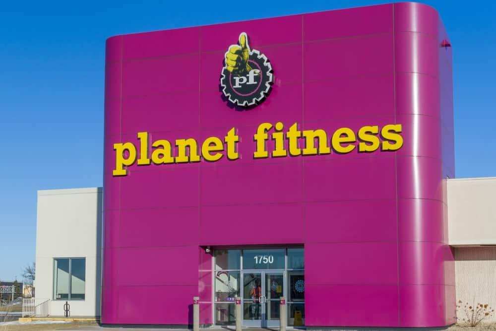 Planet Fitness in Roseville, MN