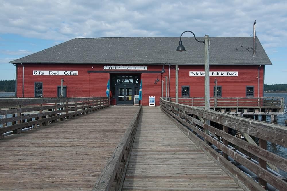 Coupeville wharf