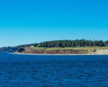 Fort Casey Whidbey Island