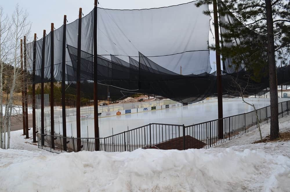 Meadow Wood Sports Complex Ice Rink