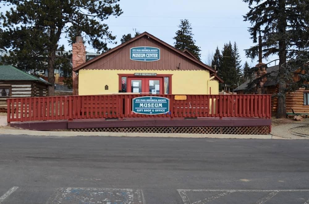 Pikes Peak Museum at Ute Pass History Park