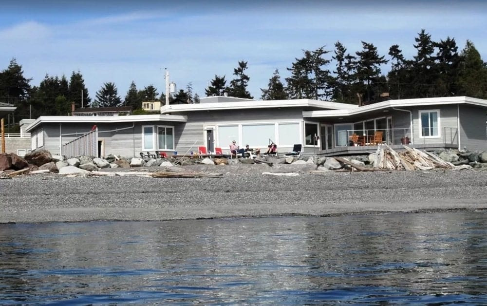 Ranvik Beach House near Fort Casey