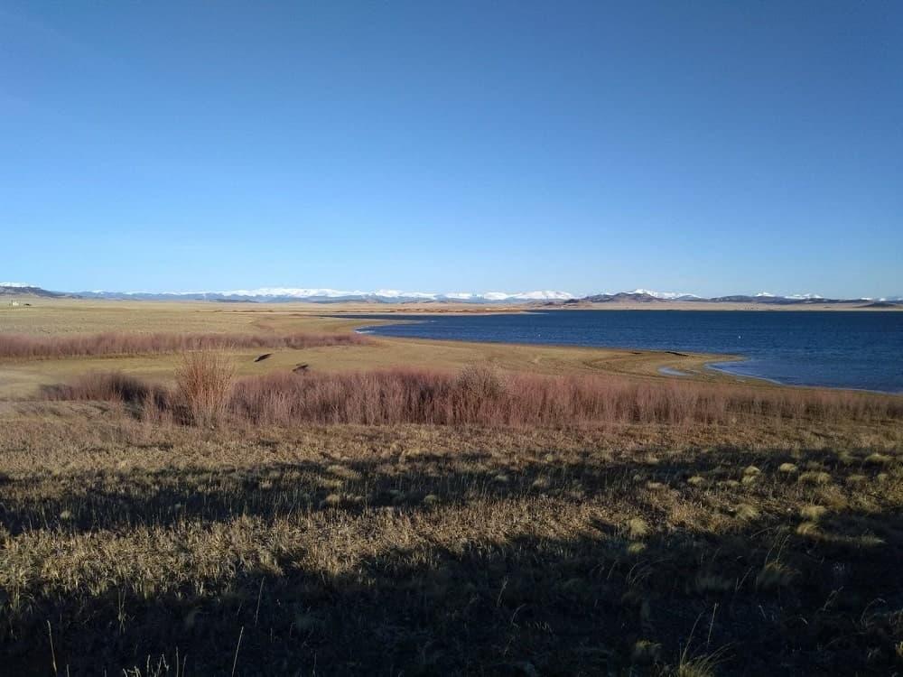 Spinney Reservoir
