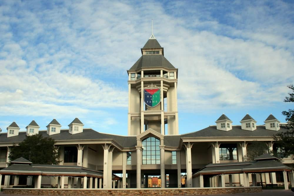The World Golf Hall of Fame is a must-go destination for golf lovers visiting St. Augustine. Here's a look of the magnificent building.