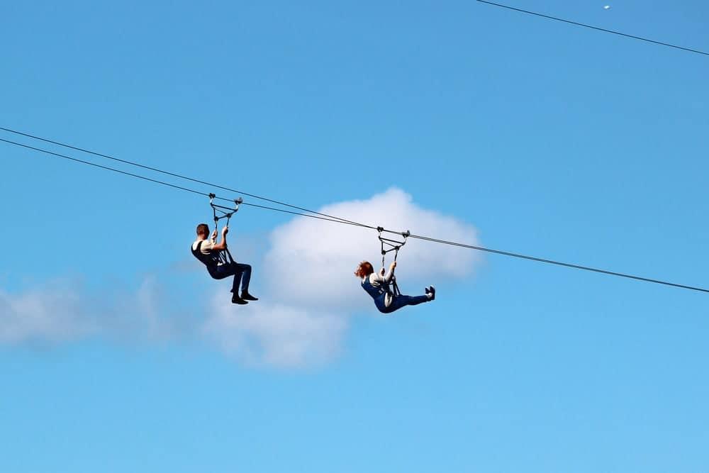 Adventures Out West Zipline Course