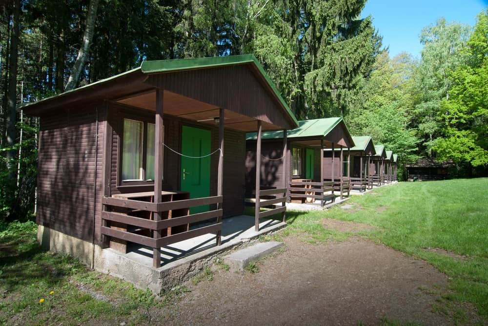 Lost Pines RV Park is a great campground offering cottage rentails and full hook-up sites.