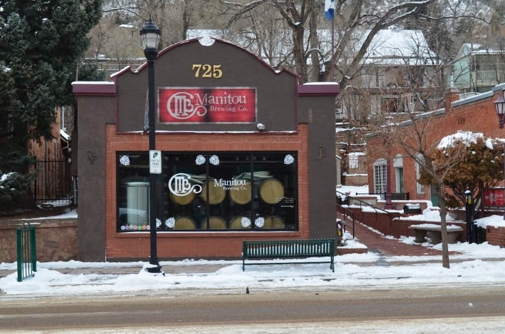 The Manitou Brewing Company serves high-quality beers in different styles for both locals and guests. They also have great food with ingredients coming from the locality as well.