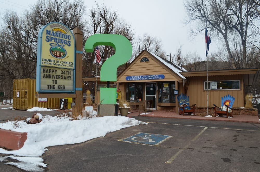 Manitou Chamber of Commerce 354 Manitou Ave.
