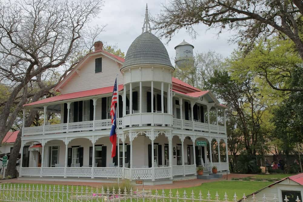 Named as the best for the past 4 years running in all of Bastrop County, Pecan Street Inn is a beautifully restored Victorian-style home.