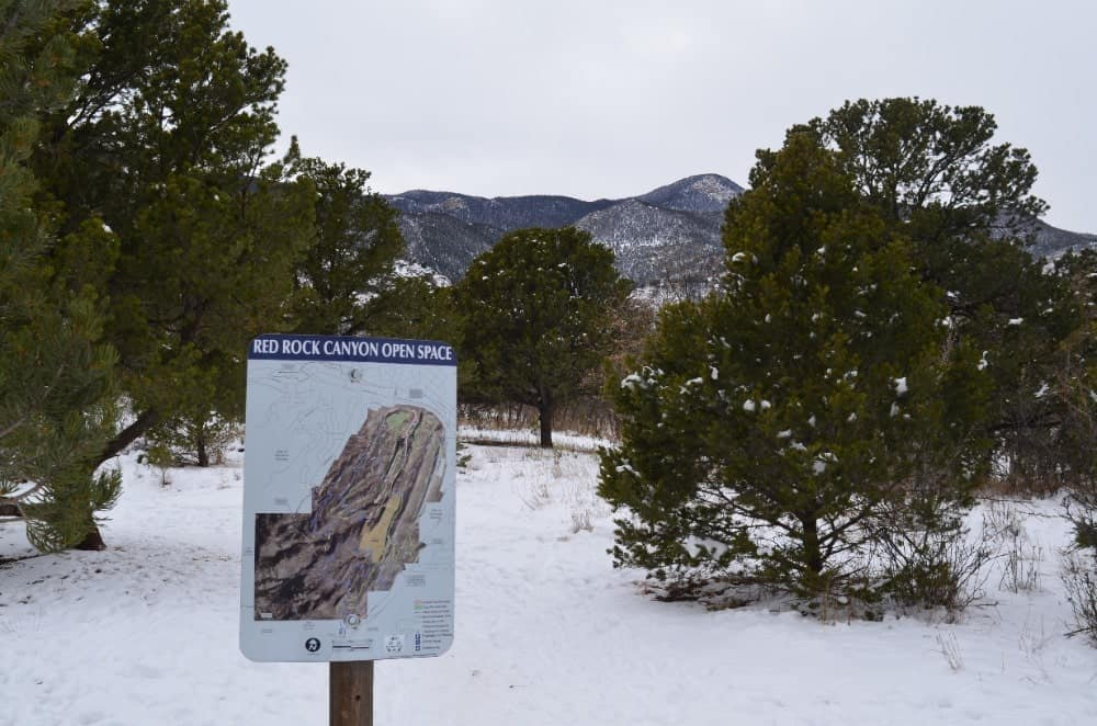 The Red Rock Canyon Open Space is a great place for family where they can enjoy many activities such as biking, hiking, horseback riding and many more. There are picnic areas and pets are allowed!