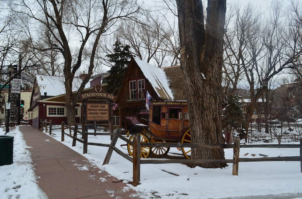 Stagecoach Inn 702 Manitou Ave.