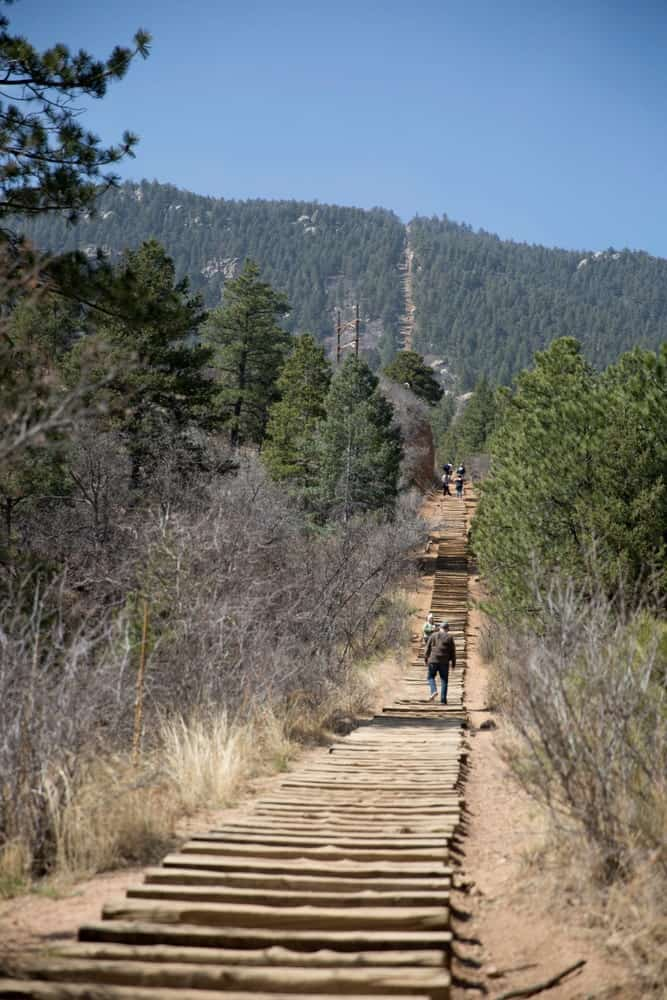 Tackle the Manitou Incline