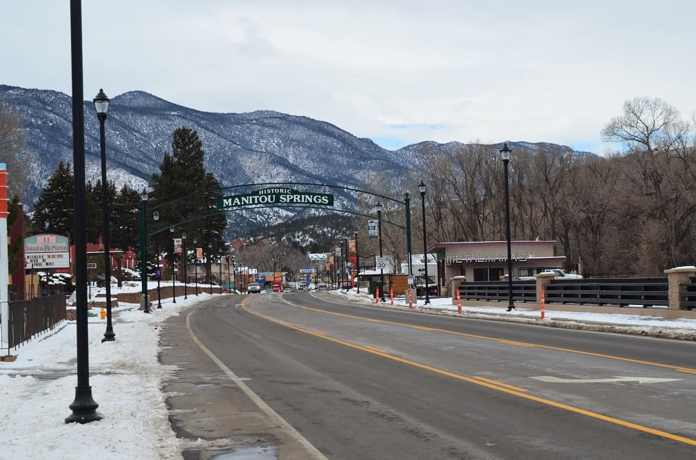 Welcome to Historic Manitou Springs