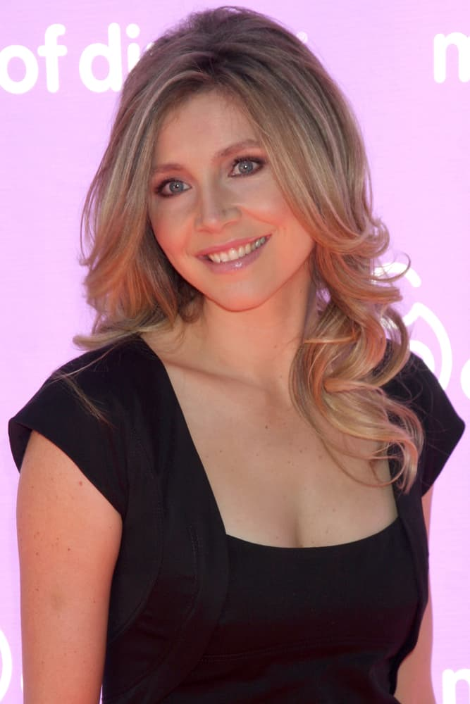 Sarah Chalke at the 5th March of Dimes Celebration of Babies Luncheon.