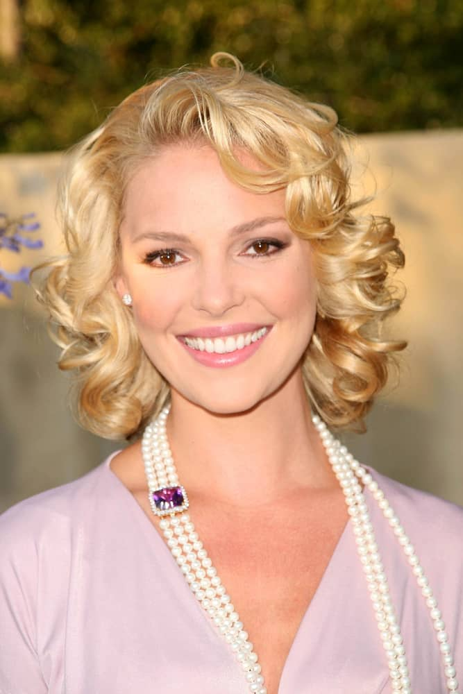 Katherine Heigl attended the 7th Annual Chrysalis Butterfly Ball at a private residence in Los Angeles, CA on May 31, 2008.