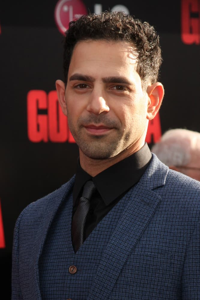 """Patrick Sabongui attended the """"Godzilla"""" Premiere at Dolby Theater on May 8, 2014 in Los Angeles, CA."""