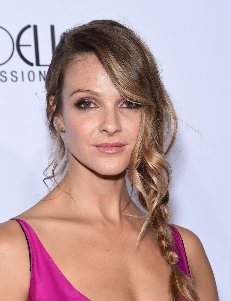 Beau Garrett attended the Make-Up Artists & Hair Stylists Guild Awards 2015 on February 14, 2015 in Hollywood, CA.