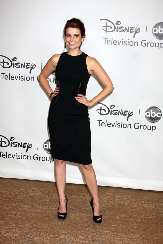 JoAnna Garcia attended the 2010 ABC Summer Press Tour Party at Beverly Hilton Hotel on August 1, 2010 in Beverly Hills, CA.