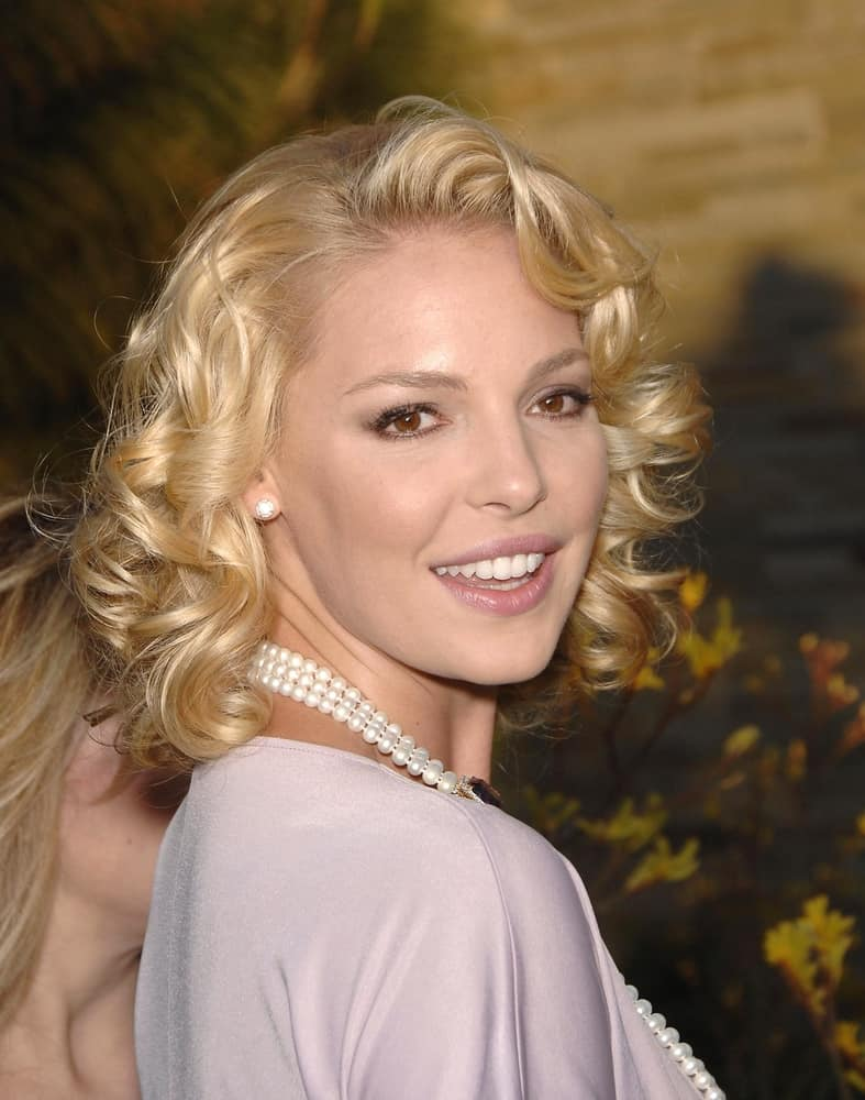 Katherine Heigl attended the 17th Annual Butterfly Ball, Home of Susan Harris & Hayward Kaiser in Los Angeles, CA on May 31, 2008.