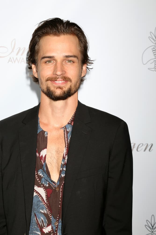 Jon Ecker attended the 33rd Annual Imagen Awards at the JW Marriott Hotel on August 25, 2018 in Los Angeles, CA.