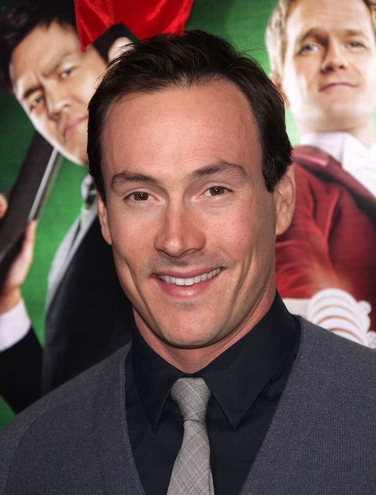 """Chris Klein attended the """"Harold & Kumar 3D Christmas"""" Los Angeles Premiere on November 02, 2011 in Hollywood, CA."""