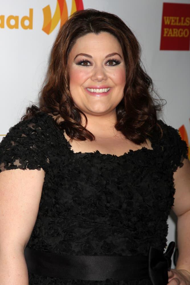 Brooke Elliott attended the 23rd GLAAD Media Awards at Westin Bonaventure Hotel on April 21, 2012 in Los Angeles, CA.