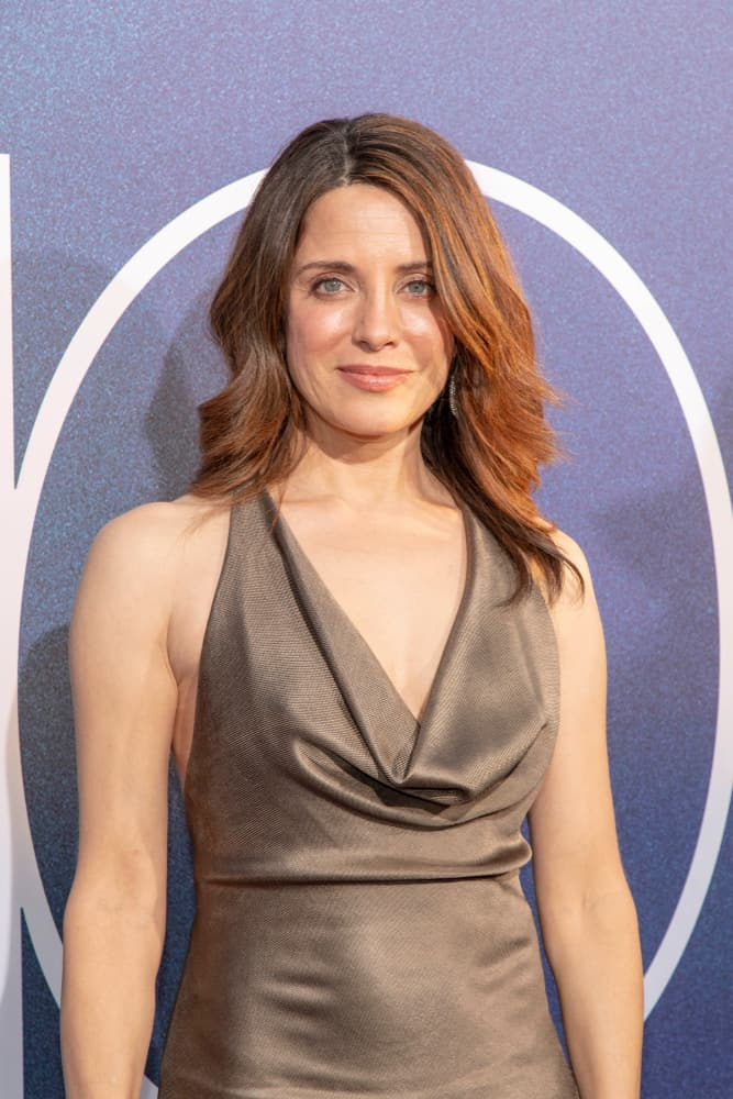 """Alanna Ubach during the HBO's series """"Euphoria"""" Los Angeles Premiere."""
