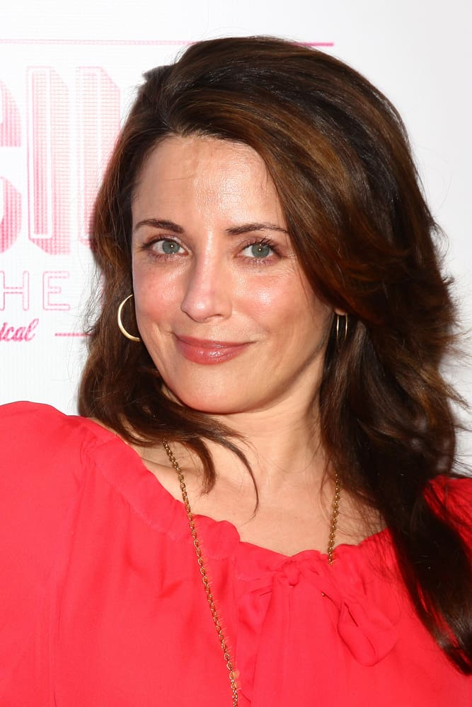 """Alanna Ubach at the """"Priscilla Queen of the Desert"""" Play Opening."""