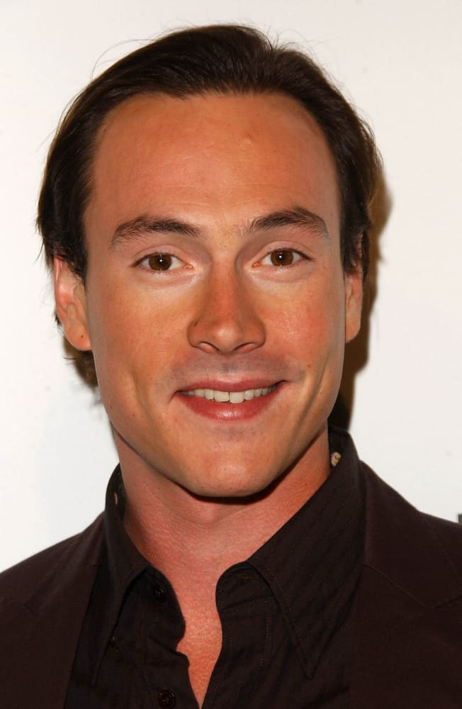 Chris Klein attended the Chanel and P.S. Arts Party at the Chanel Beverly Hills Boutique in Beverly Hills.