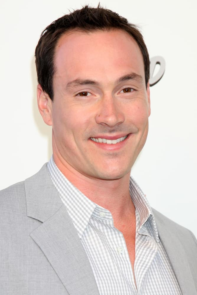 Chris Klein attended the FX Summer Comedies Party at the Lure on June 26, 2012 in Los Angeles, CA.