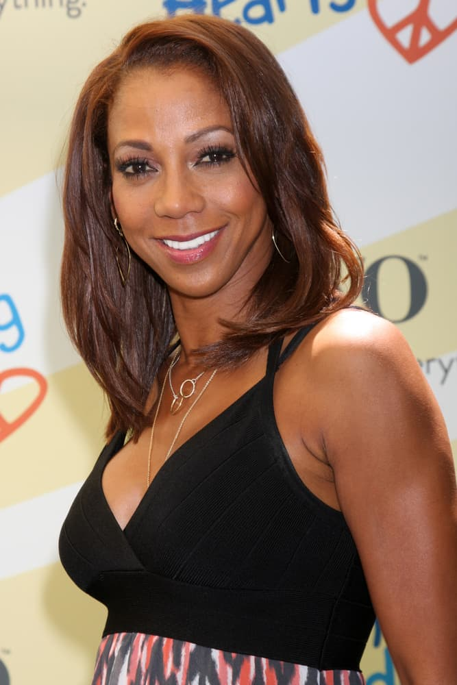 Holly Robinson Peete attended the Children Mending Hearts 6th Annual Fundraiser on June 14, 2014 in Beverly Hills, CA.