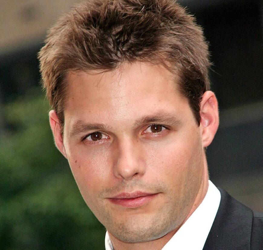 Justin Bruening attended the Rescue Dawn Premiere at the Dolby Screening Room in New York, NY on June 25, 2007.