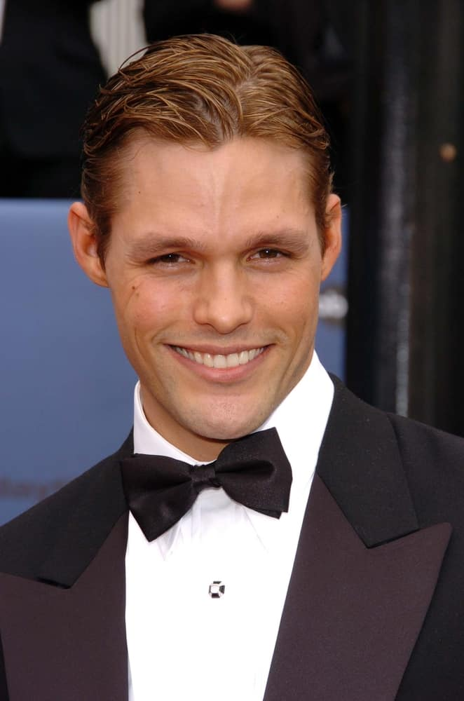 Justin Bruening attended The 33rd Annual Daytime Emmy Awards at the Kodak Theatre on April 28, 2006 in Hollywood, CA.