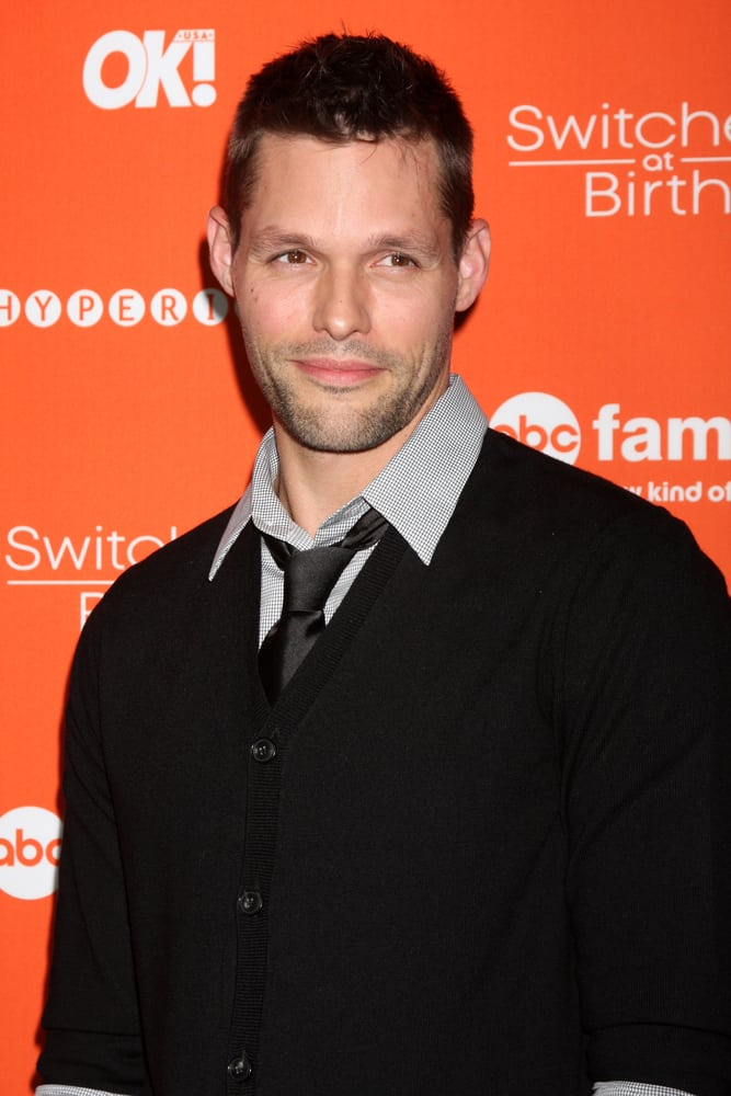 """Justin Bruening attended the """"Switched at Birth"""" Fall Premiere & Book Launch Party at The Redbury Hotel on September 13, 2012 in Los Angeles, CA."""