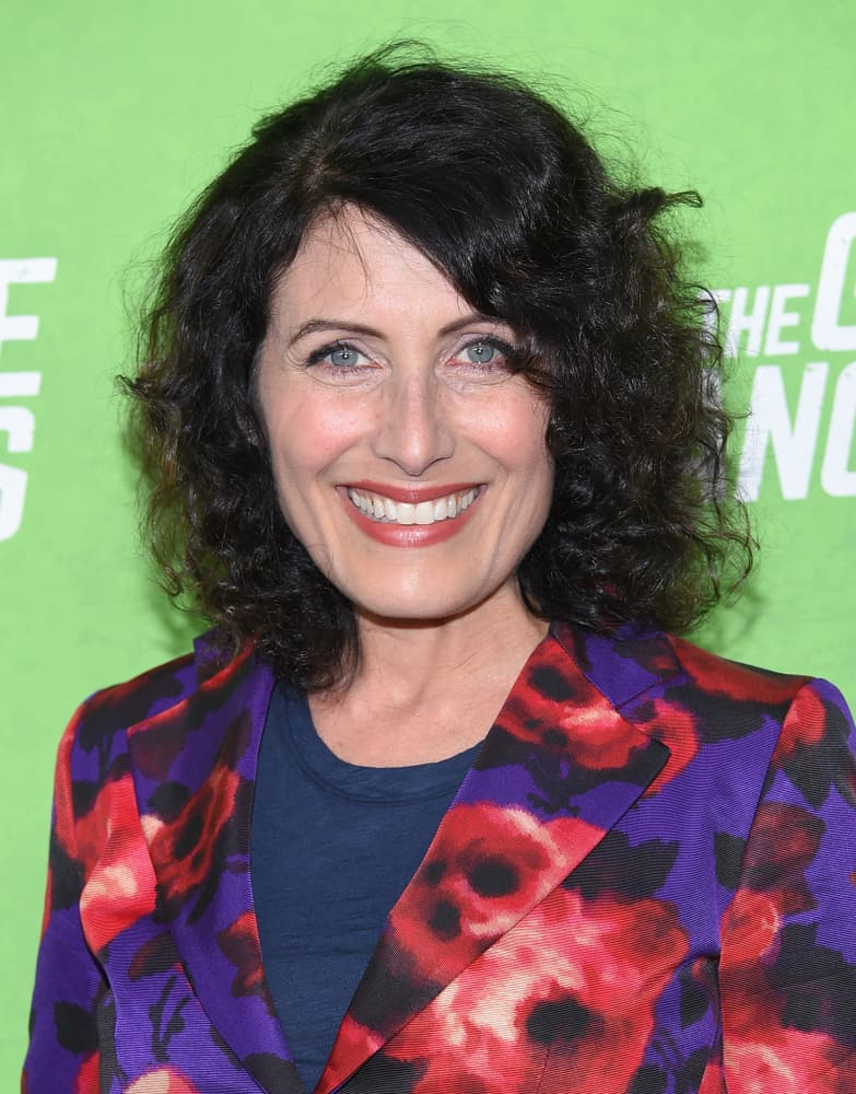Lisa Edelstein during 'The Game Changers' Los Angeles Premiere.
